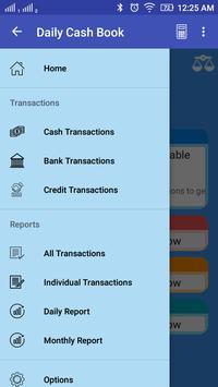 Daily Cashbook screenshot 3