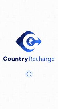 Country Recharge - B2B App for Recharge & Bill Pay poster