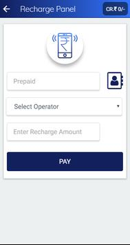 Country Recharge - B2B App for Recharge & Bill Pay screenshot 1