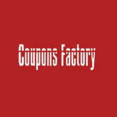 Coupons Factory icon