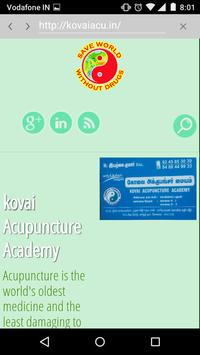 Kovai Acupuncture Academy screenshot 5