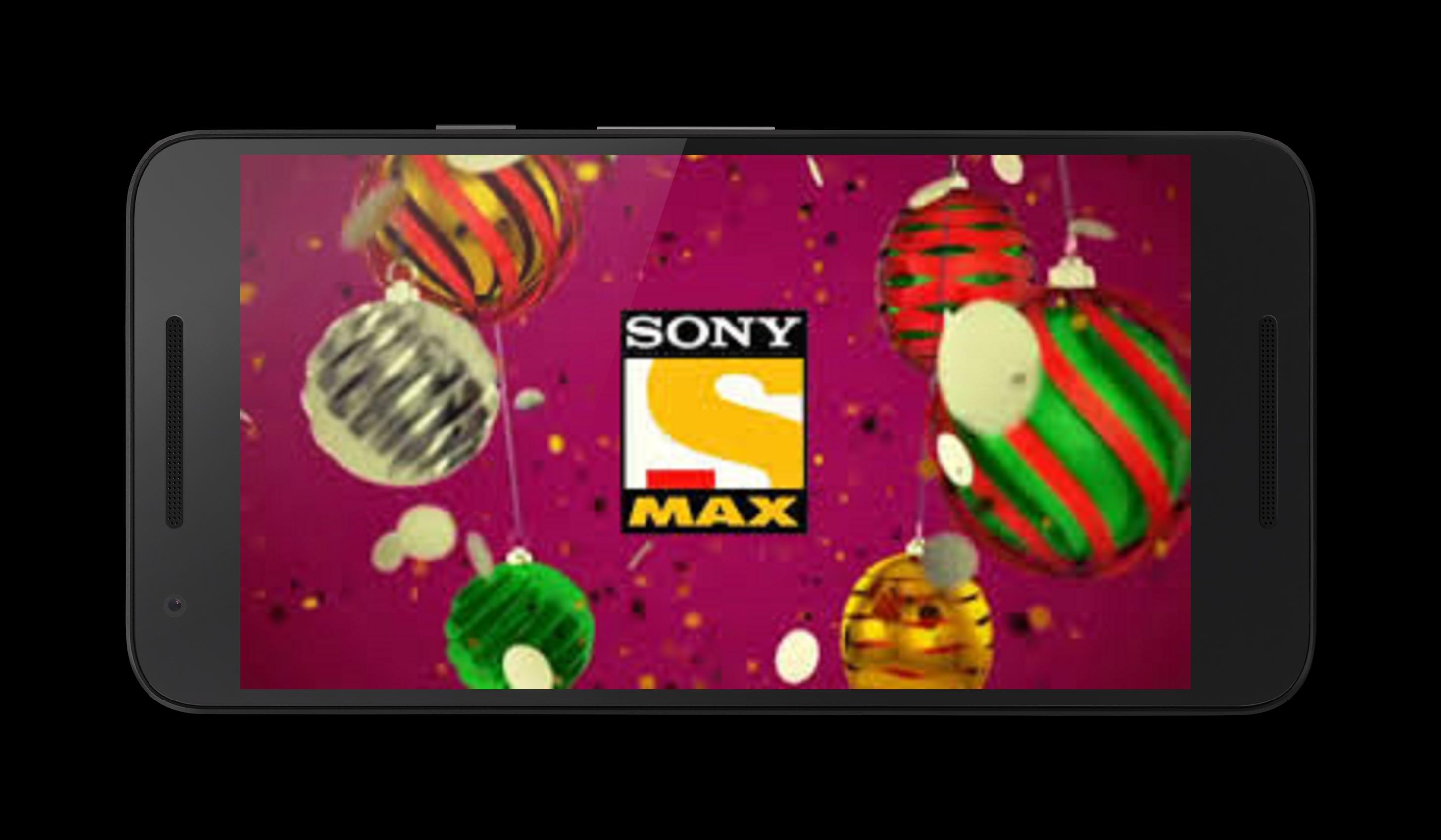 Sony Max TV for Android - APK Download