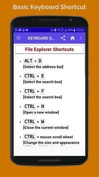 BASIC COMPUTER KEBOARD SHORTCUT screenshot 2