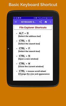 BASIC COMPUTER KEBOARD SHORTCUT screenshot 7