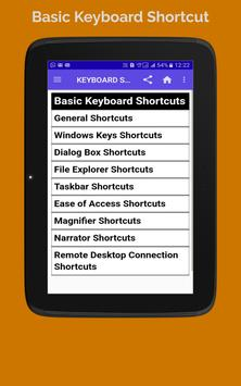 BASIC COMPUTER KEBOARD SHORTCUT screenshot 4