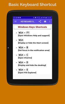 BASIC COMPUTER KEBOARD SHORTCUT screenshot 5