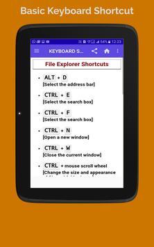 BASIC COMPUTER KEBOARD SHORTCUT screenshot 6
