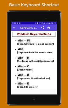 BASIC COMPUTER KEBOARD SHORTCUT screenshot 9