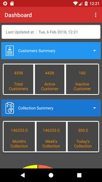 Cableguy - Dashboard screenshot 4