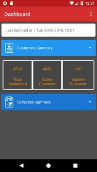 Cableguy - Dashboard screenshot 1