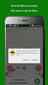 100 Miles Hump Notification apk screenshot