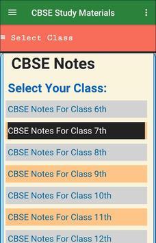 CBSE Study Materials screenshot 2