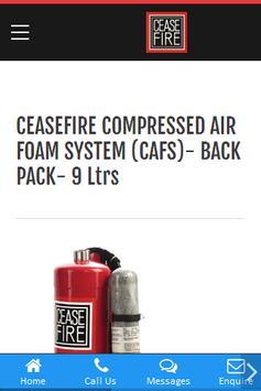 Ceasefire mCatalogue apk screenshot