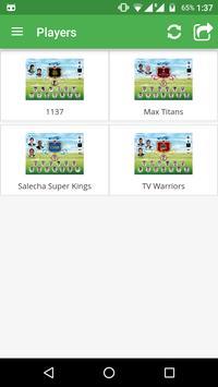 Bhinmal Cricket Association apk screenshot