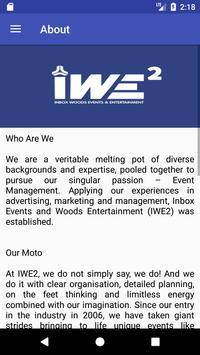 IWE2 screenshot 1