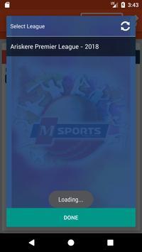 M Sports screenshot 2