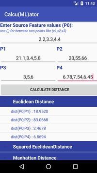 Calculator for ML screenshot 2