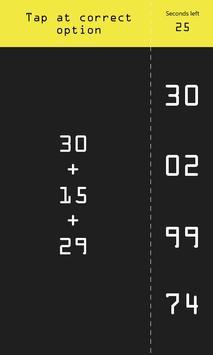 Maths Trial screenshot 2