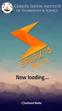 SPARK 2016 poster