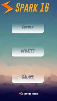 SPARK 2016 screenshot 1