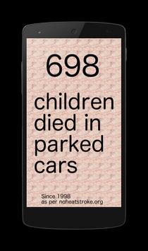 Prevent Hot Car Death screenshot 2