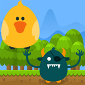 Kids Monster Game icon