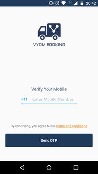 Vyom Booking poster