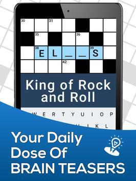 Daily Themed Crossword screenshot 5