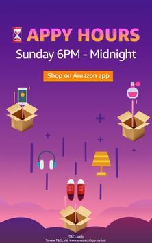 Amazon India Online Shopping Cartaz