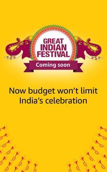 Amazon India Online Shopping постер