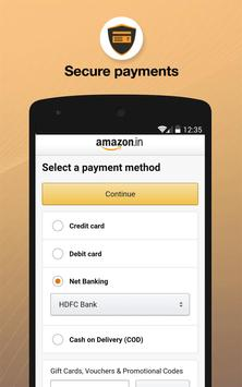 Amazon India Online Shopping apk screenshot