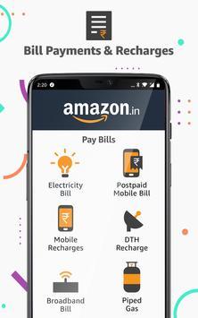 1 Schermata Amazon India Online Shopping