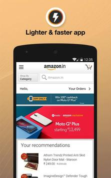 Amazon India Online Shopping apk स्क्रीनशॉट