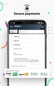 Amazon India Online Shopping apk تصوير الشاشة
