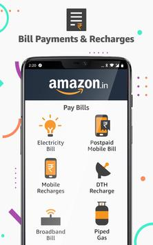 Amazon India Online Shopping captura de pantalla de la apk