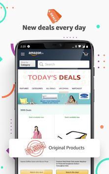 2 Schermata Amazon India Online Shopping