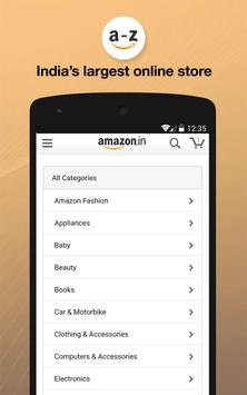 Amazon India Online Shopping apk 截图