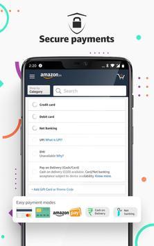 3 Schermata Amazon India Online Shopping