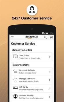 Amazon India Online Shopping скриншот приложения