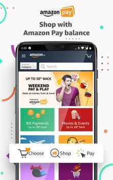 6 Schermata Amazon India Online Shopping