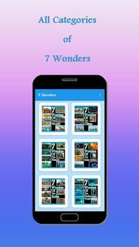 7 Wonders+ poster