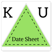 KU DateSheets icon