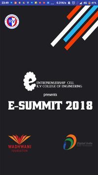 E-Summit 2018, RVCE screenshot 1