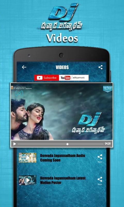 Dj Duvvada Jagannadham For Android Apk Download