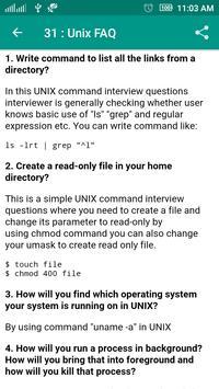 Unix Tutorial ảnh chụp màn hình 7