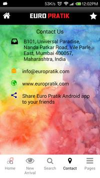 Euro Pratik apk screenshot