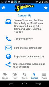 Supercars Mumbai apk screenshot