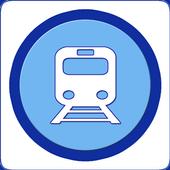 Indian Rail Hindi - भारतीय रेल आइकन