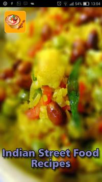 Indian street food recipes apk download free lifestyle app for indian street food recipes poster forumfinder Images