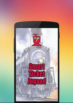 Smart Ticket Jugaad (IRCTC) poster